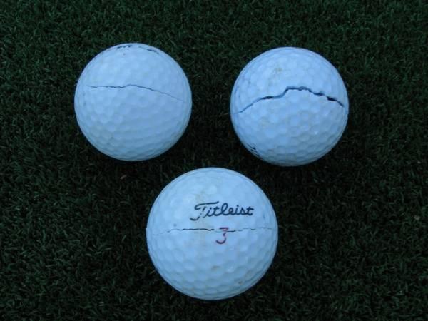 Dozen Broken Balls