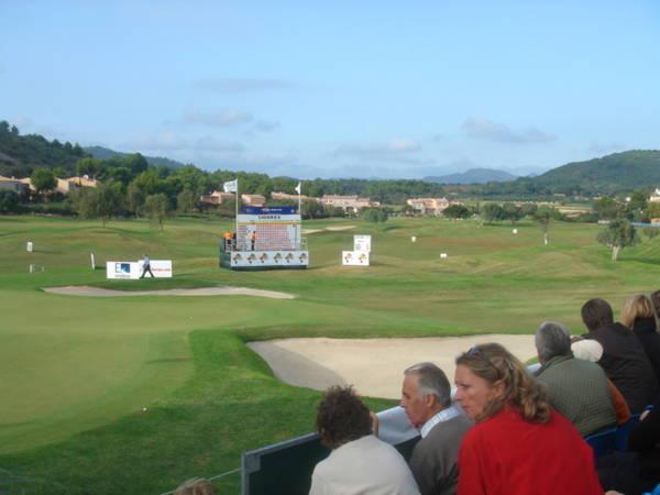 Mallorca Classic 2007 - Pula Golf 18th hole