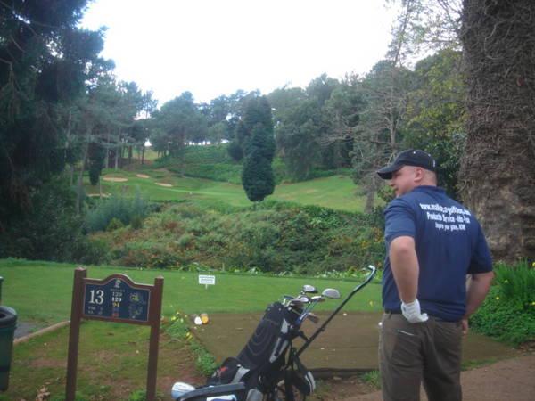 Palheiro Golf Club Madeira Portugal 2007