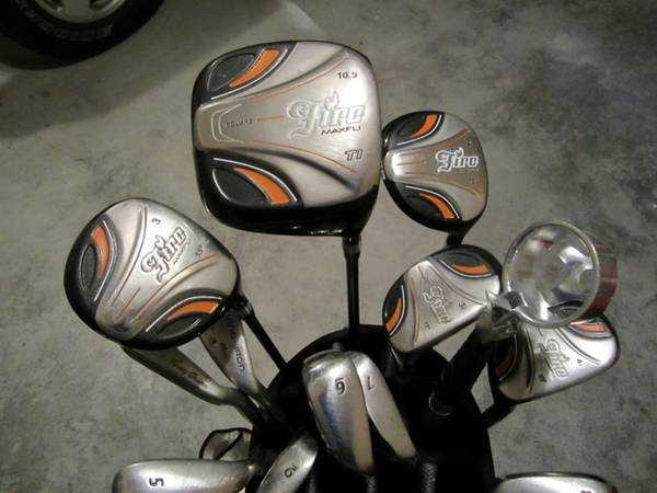 Maxfli Fire Golf set
