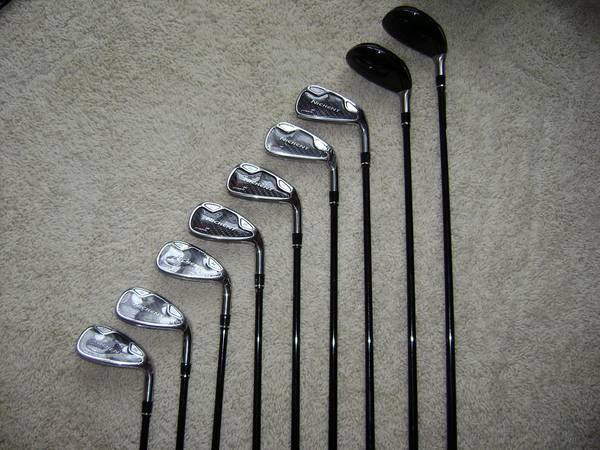 Nickent 3Dx Hybrid Irons for sale