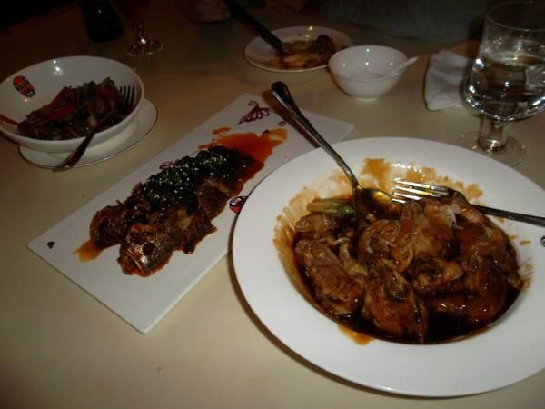 Favorite Chinese Food?