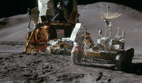 Ok, now I think the Moon Landing was faked...