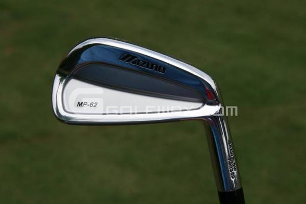The new Mizuno Mp-62's