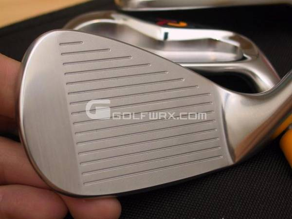 2008 TM Tour Issued TP Forged irons.