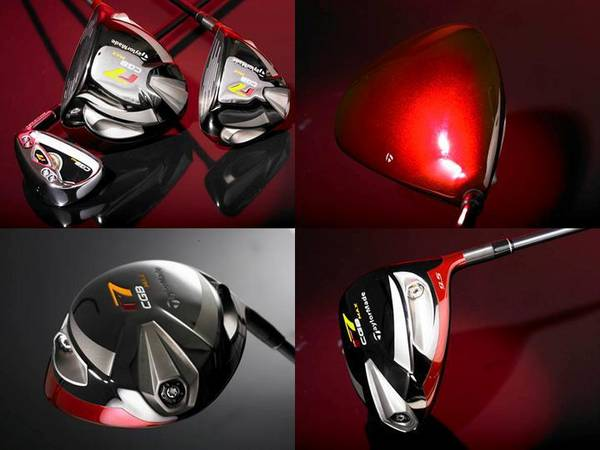 Taylormade R7 for 2008?
