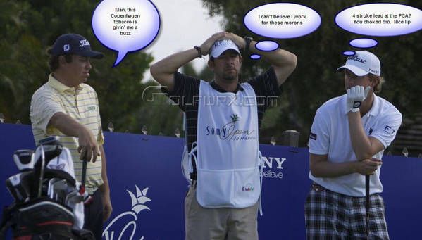 Excitement at the Sony Open