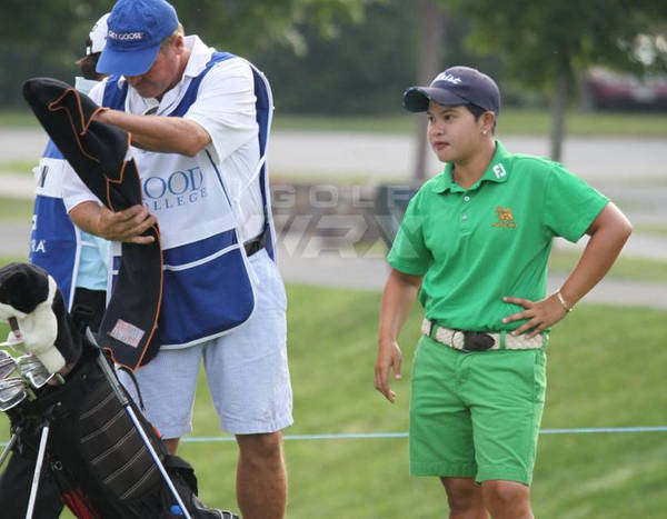 Kiwi Amateur Lydia Ko leads in Canadian Women's Open - tonyj5 where are you