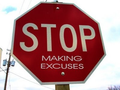 stop-making-excuses