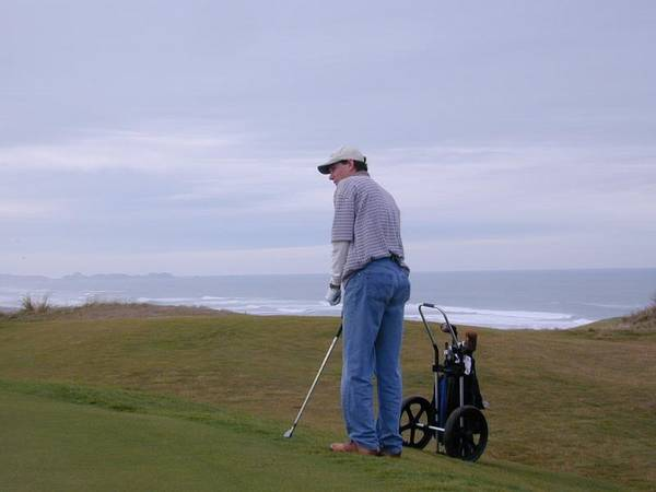 bandon dunes chipping