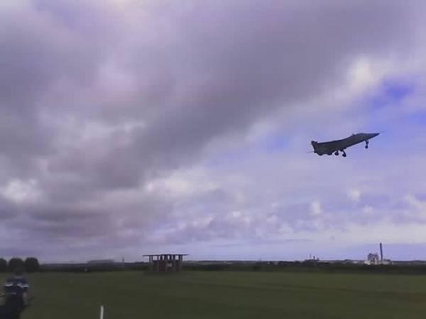 RAF St.Athan golf -JET